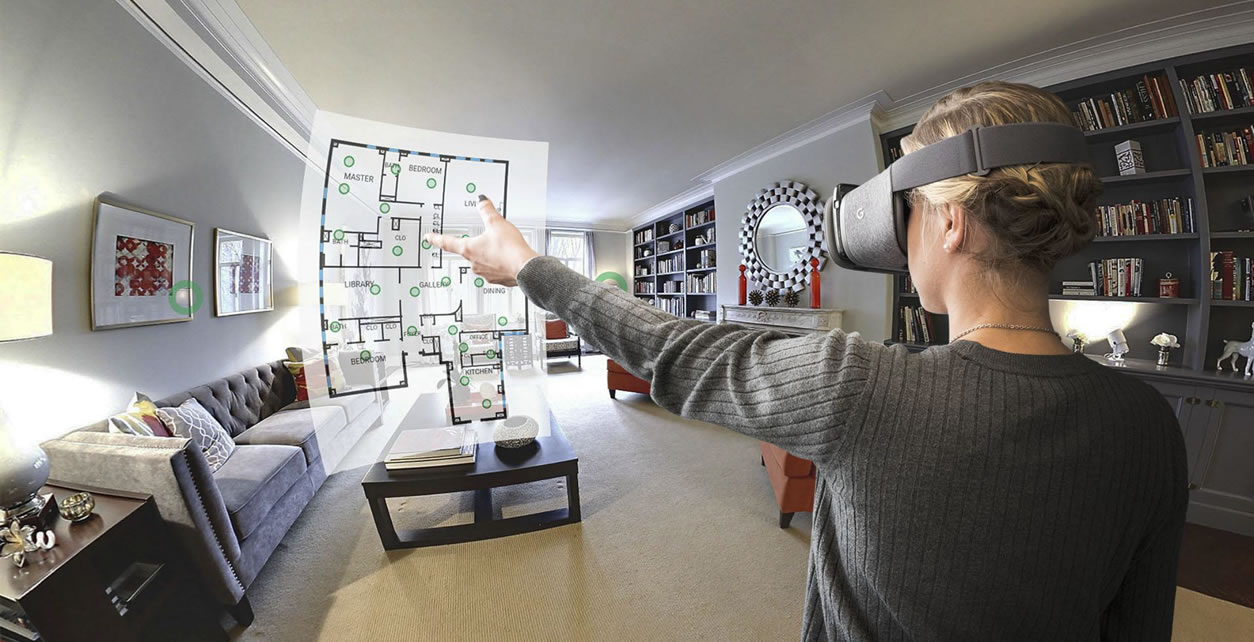 Virtual reality the future the east midlands estate agent for Home design virtual reality